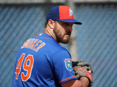 Josh Smoker Promoted By Mets, Josh Edgin Optioned