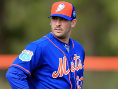Harvey Had Blood Clot In Bladder, Will Make Opening Day Start