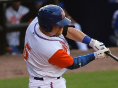 Mets Minors: Top 5 First Base Prospects Led By Winningham and Smith