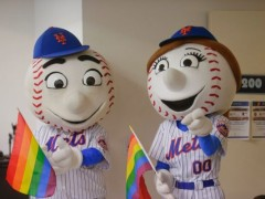 "Mets Announce LGBT ""Pride Night"" Will Be Held Aug. 13"