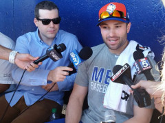 Mets Spring Notes: Conforto and Walker Arrive To Camp, Collins Press Conference Tomorrow
