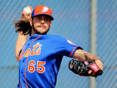 Mets Promote Pitching Prospect Robert Gsellman
