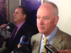 Alderson Says Starting Pitcher or Bat Unlikely, Unwilling To Deal Top Prospects