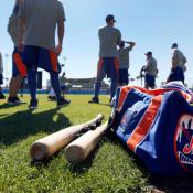 Mets Announce Spring Training Invites