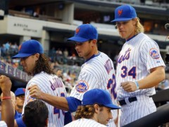 Mets Will Hold Back Young Starters When Spring Training Games Begin