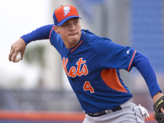 Wilmer Flores Embraces New Utility Role, Wants To Be A Met For Life