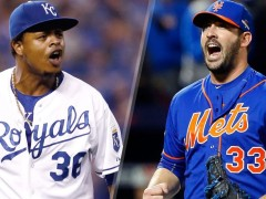 Edinson Volquez vs Matt Harvey In Opening Day Rematch