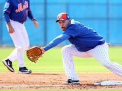 Cabrera Readies Himself For Opening Day