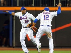 Logic Prevails As Cespedes and Lagares Will Split Time In Center