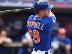 Eric Campbell Making Most Of Opportunity To Win Roster Spot