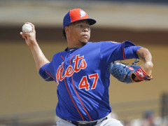 Hansel Robles Could Be The Key To Mets Bullpen