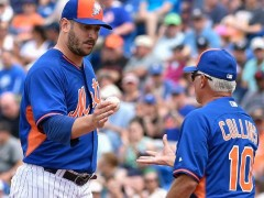 Pitching Coach Dan Warthen Proclaims Matt Harvey Is Ready To Go