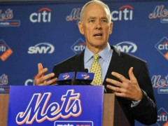 Alderson Says Mets Have Money For In-Season Moves