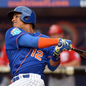 Lagares Will Get MRI For Strained Oblique, Could Open Door For Conforto