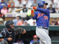 Conforto Says Back Feels Better, Collins A Little Concerned