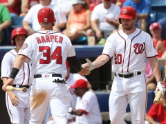 Are the Nationals Considerably Better Than the Mets Right Now?