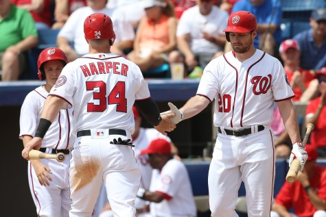 The nationals will be ready mets merized online for Bryce harper mvp shirt