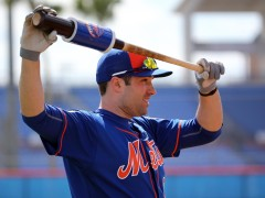Neil Walker Looks To Improve Against LHP