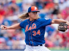 Noah Syndergaard: The Best Is Yet To Come For This Young Flame Thrower