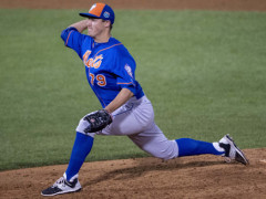 MMO Exclusive: Mets Relief Prospect Paul Sewald