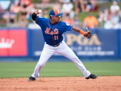 Ruben Tejada Is Always There For The Mets