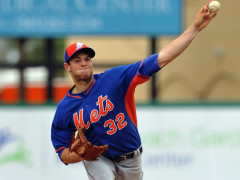 Steven Matz Noticeably Unhappy With Outing Thursday