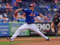 Matz Bounces Back With His Strongest Spring Start