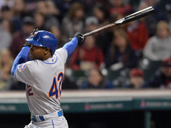 Alejandro De Aza Starts Working Out At First Base
