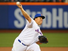 Bartolo Colon Solid In First Start Of Season
