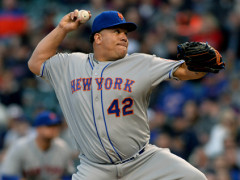 Bartolo Colon Notches A Special Victory