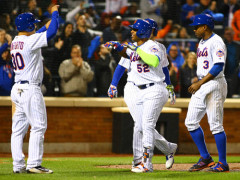 Record-Breaking 12 Run Inning Capped By Cespedes Slam