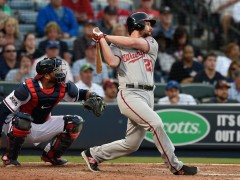 Daniel Murphy Doubles Home Winning Run In Big Debut With Nats