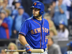 David Wright To Sit In Series Finale Against Indians