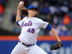 Why Isn't deGrom on the DL?