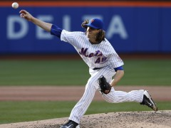 EIGHT STRAIGHT! Mets Hold On To Beat Giants 6-5