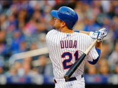 The Force Awakens: Duda's A Big Part of Offensive Surge