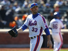 Time To Start Worrying About Matt Harvey?