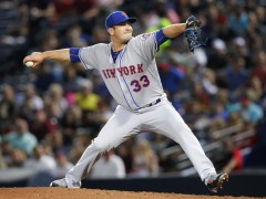 Matt Harvey Picks Up First Win Of Season In Shaky Start