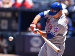 Michael Conforto Solidifies Himself In The Three Hole