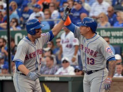 Mets Notes: Walker, Conforto, Syndergaard Flying High