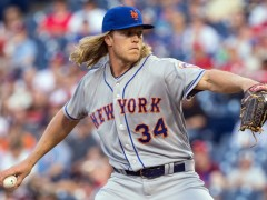"David Wright: Syndergaard Is ""A Maxed-Out Video Game Character"""