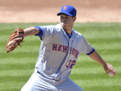 Steven Matz Rebounds With Seven Scoreless Innings