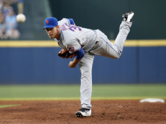 Matz Strikes Out Eight In Latest Mets Win