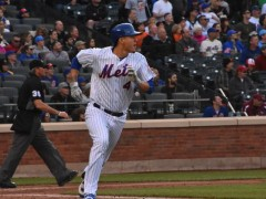 Wilmer Flores Off To A Slow Start