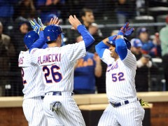 Talkin' Mets Podcast: Down on the Korner, and the Ascension of Michael Conforto