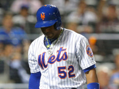 Mets Hoping Cespedes Can Avoid DL With Strained Right Quad