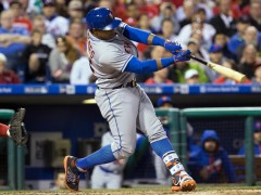 Collins Not Worried About Cespedes' Strikeouts