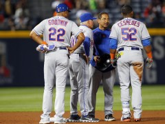 Cespedes To Have Leg Examined By Team Doctors