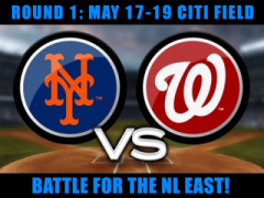 NL East Showdown In Flushing: Why You Can Relax