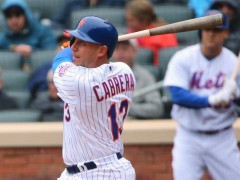 As Mets Struggle Offensively, Asdrubal Cabrera Remains Solid